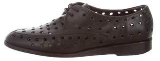 Rachel Comey Perforated Leather Oxfords
