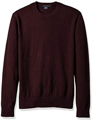 French Connection Men's Winter Cotton Rib
