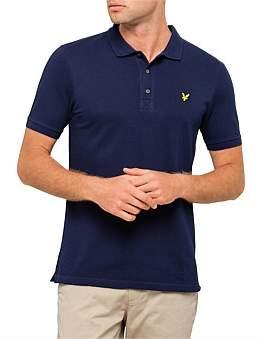 Lyle & Scott Plain Polo Shirt