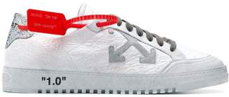 Off-White Off White 2.0 low sneakers white & silver