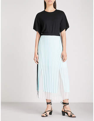 Maje Pleated dress