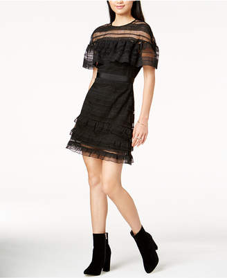 Mare Mare Ruffled A-Line Dress