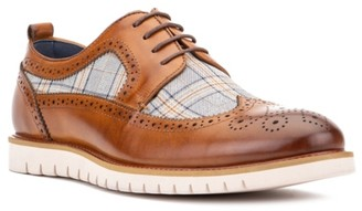 Vintage Foundry Carlton Wingtip Oxford