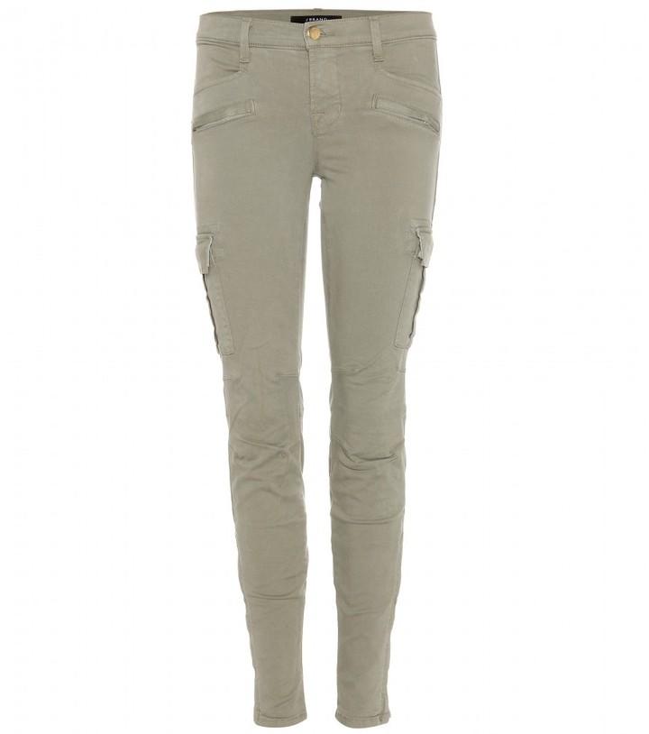 J Brand Grayson skinny trousers