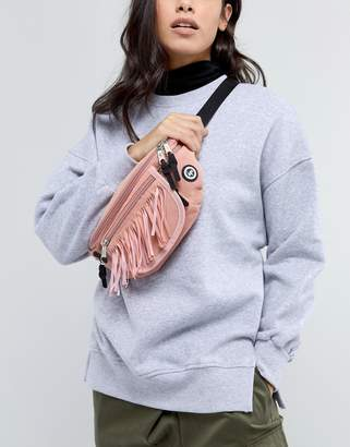 Hype Fanny Pack in Apricot