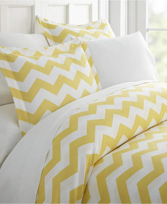 Ienjoy Home Lucid Dreams Patterned Duvet Cover Set by The Home Collection, Queen/Full Bedding