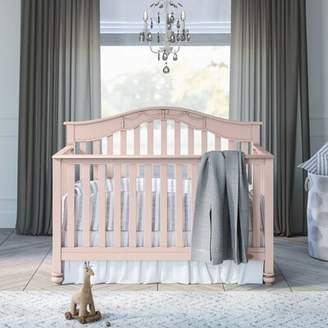 Three Posts Crawfordville 4-In-1 Convertible Crib