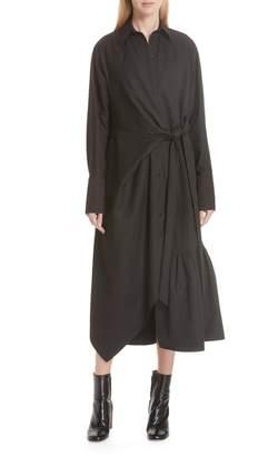Christian Wijnants Tie Waist Shirtdress
