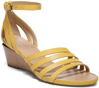 f3307b20ff3f Franco Sarto Della Ankle Strap Wedge Sandal