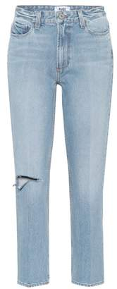 Paige Sarah high-waisted straight jeans