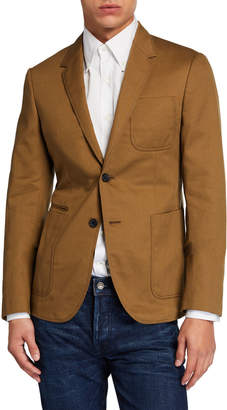 Valentino Men's Cotton Blazer