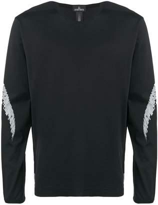Stone Island Shadow Project printed sweatshirt