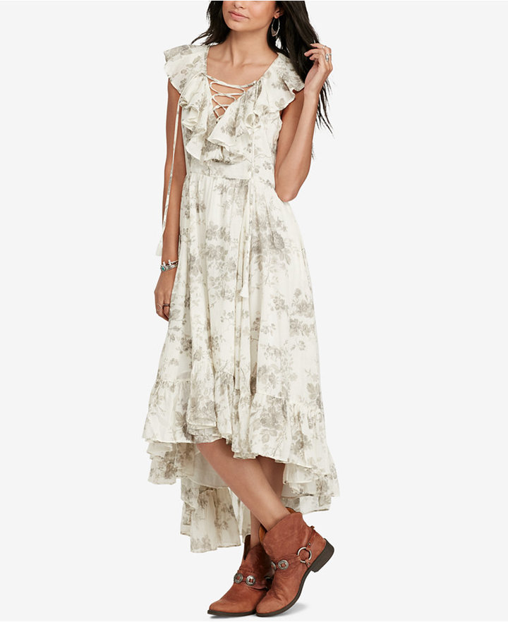 Denim & Supply Ralph Lauren Ruffled Dress