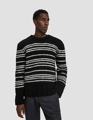 Black And White Striped Sweaters For Men Shopstyle