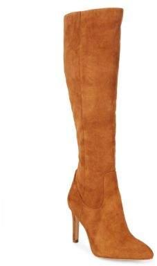 Sam Edelman Olencia Suede Mid-Calf Boots
