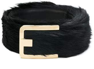 Prada buckle detail belt
