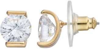 Dana Buchman Cubic Zirconia Stud Earrings