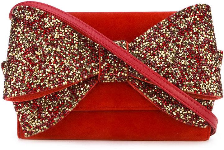Giuseppe Zanotti Design Charlotte shoulder bag