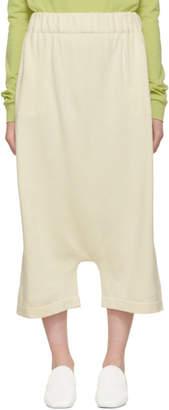 LAUREN MANOOGIAN Off-White Playa Lounge Pants