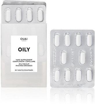 OUAI Haircare Women's Oily Supplements $28 thestylecure.com