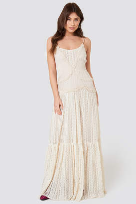Twin-Set Twinset Abito Madreperla Maxi Dress