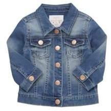 F&F Denim Jacket 12-18 months