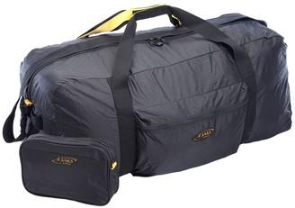 "AG Jeans A.Saks 36"" Lightweight Parachute Nylon Duffel Bag w/ Pouch"