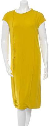 Maison Margiela Sleeveless Midi Dress w/ Tags