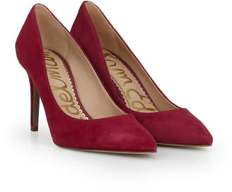 7b12103e6db3 Sam Edelman Red Pointed Toe Pumps - ShopStyle