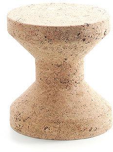 Vitra Cork Family Side Table Stool - Model A