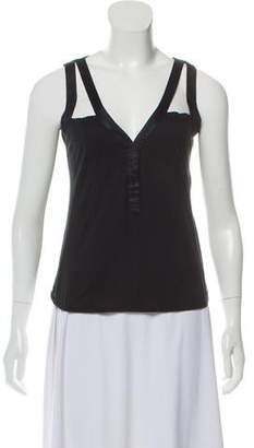 CNC Costume National Sleeveless Tank Top