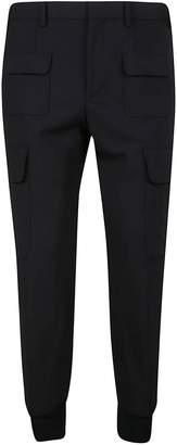 Neil Barrett Flap Pockets Track Pants
