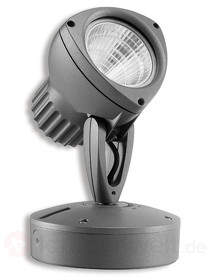 LED-Außenstrahler Dedalo, 45° rotationssymmetrisch