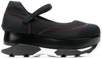 Marni flatform strap sandals