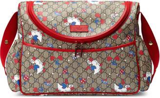 GG ducks diaper bag $1,490 thestylecure.com