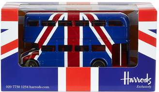 Harrods Union Jack Routemaster Bus