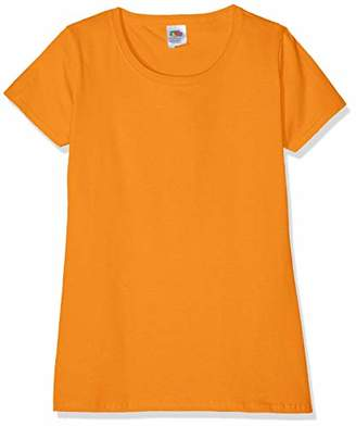 Fruit of the Loom Women's Valueweight T-Shirt 3 Pack (), 8 (Size:XS/8)
