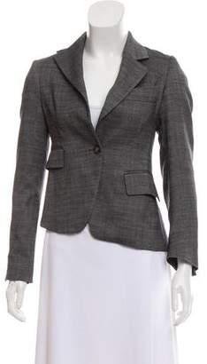 Maison Margiela Structured Wool Blazer