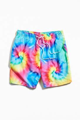 Boardies Tie-Dye Mid-Length Swim Short