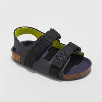 Cat & Jack Toddler Boys' Keenan Footbed Sandals Navy
