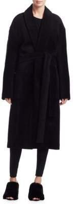 Alexander Wang Shawl Collar Robe Jacket