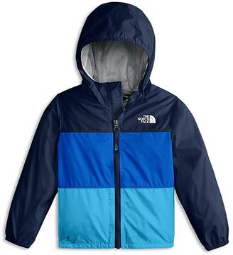 The North Face Boys' Flurry Color-Block Windbreaker Jacket - Little Kid