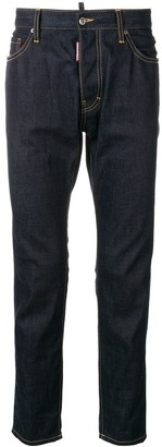 DSQUARED2 straight-leg jeans