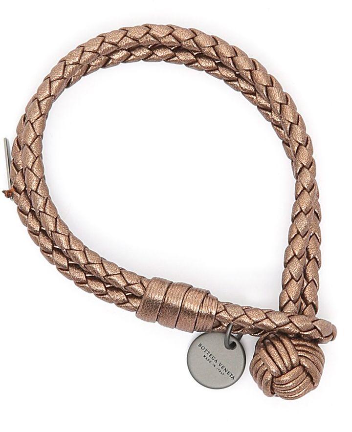 Bottega VenetaLambskin Bracelet