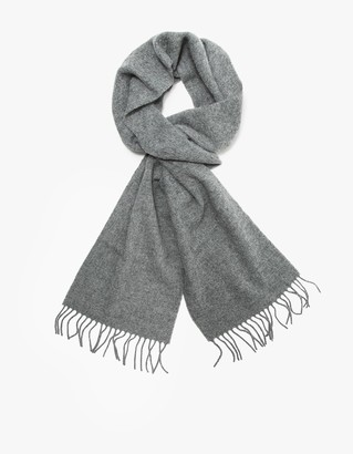 Norse x Johnstons Lambswool Scarf $100 thestylecure.com
