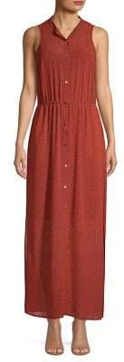 MICHAEL Michael Kors Garden Bud Long Shirtdress