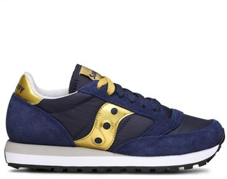 Saucony Jazz O Blue/gold