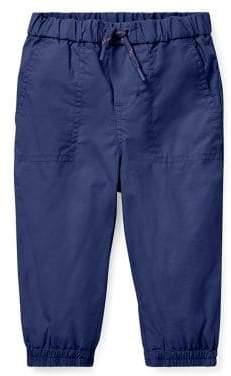 Ralph Lauren Childrenswear Baby Boy's Cotton Jogger Pants