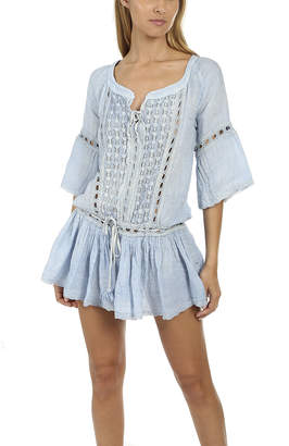 Saint Tropez Sunday Saint-Tropez Bachata Linen Dress