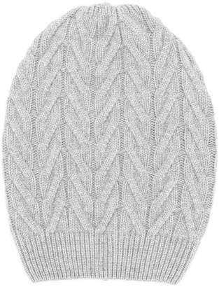 Peserico knit beanie